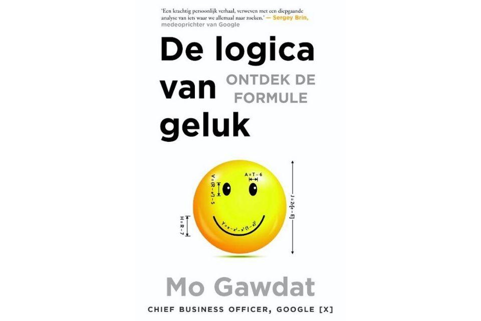 'De logica van geluk' van Mo Gawdat