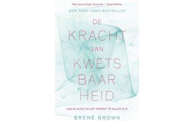 'De kracht van kwetsbaarheid' van Brené Brown