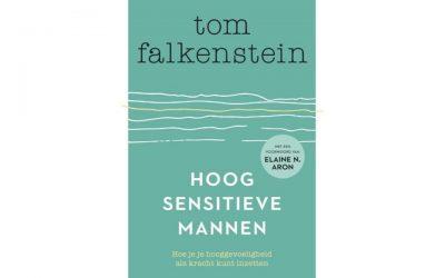 'Hoog sensitieve mannen' van Tom Falkenstein