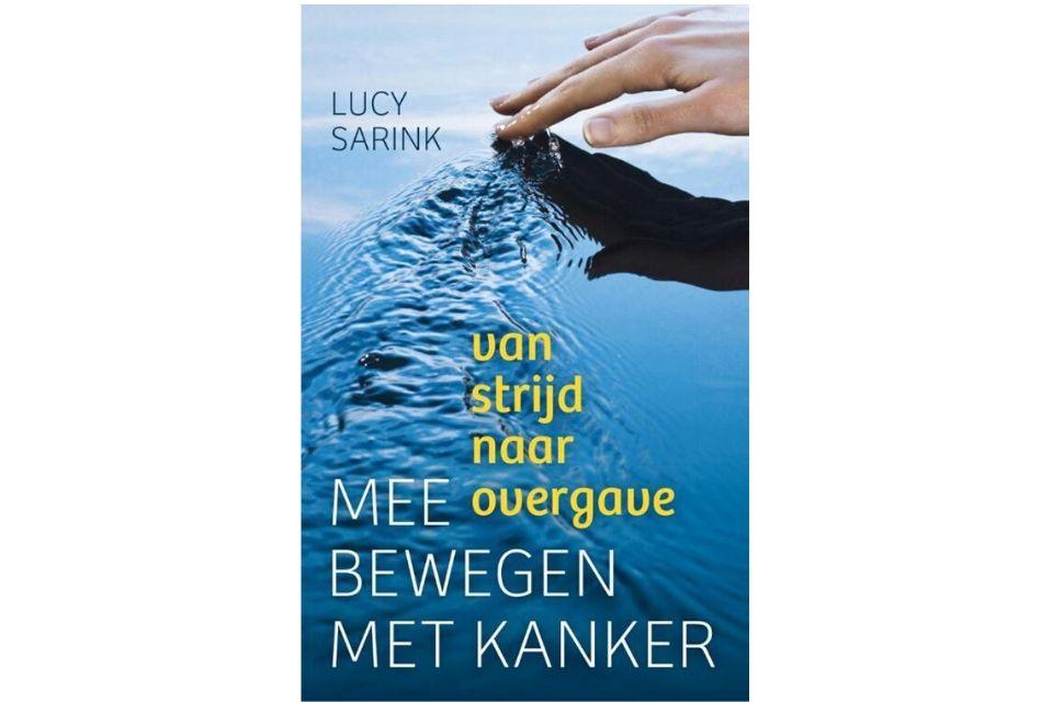 'Mee bewegen met kanker' van Lucy Sarink